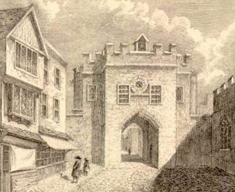 East Gate, Exeter