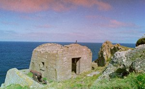 The Battery on Lundy