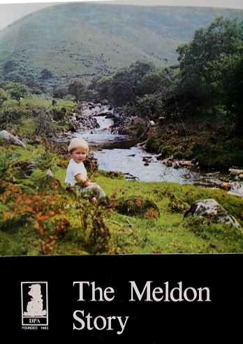 Cover of the DPA booklet The Meldon Story